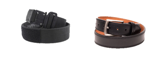 Nylon and Leather Gun Belts